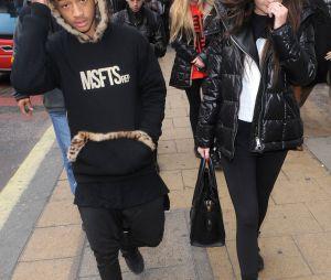 Jaden Smith a été en couple avec Kylie Jenner
