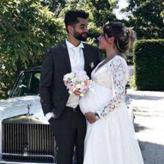 Jesta (Koh Lanta) et Benoit mariés : les photos du mariage dévoilées