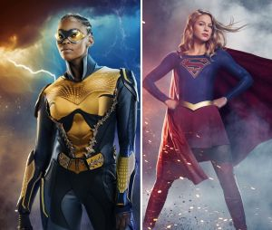 Supergirl saison 5 : bientôt un crossover avec Black Lightning