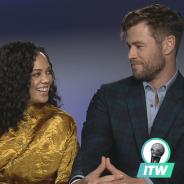 Men in Black International : Chris Hemsworth et Tessa Thompson se connaissent-ils vraiment ?