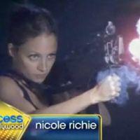 Chuck saison 4 ... Les premières images de Nicole Richie
