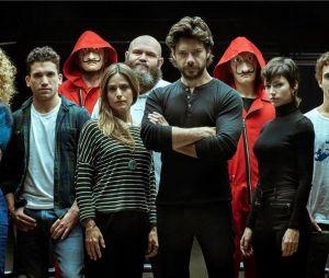 La Casa de Papel saison 3 : le nom français d'un nouveau membre dévoilé