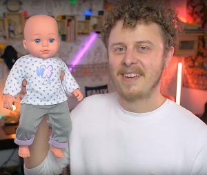 Norman Thavaud papa : le YouTubeur dévoile le sexe de son bébé en vidéo