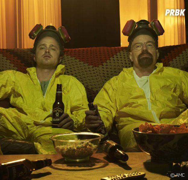 Breaking Bad de retour ? Bryan Cranston et Aaron Paul teasent leurs retrouvailles, qui eront peut-être dans le film à venir