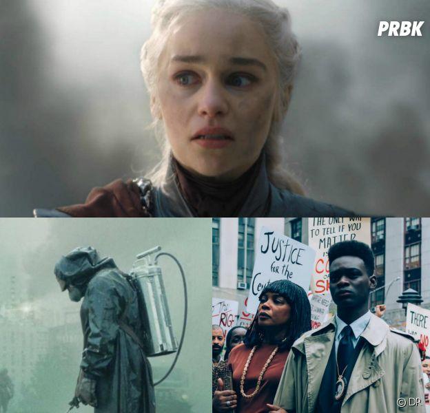 Game of Thrones, Chernobyl, Dans leur regard... tous les nommés aux Emmy Awards 2019