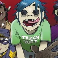 Gorillaz ... Ecoutez leur nouveau son, Doncamatic (All Played Out)