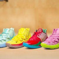 Bob L'Eponge : Nike dévoile les sneakers inspirées du dessin animé et elles sont incroyables