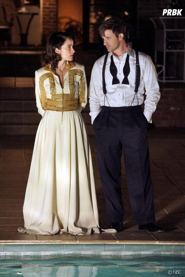 Timeless sur TF1 : Abigail Spencer et Matt Lanter au casting