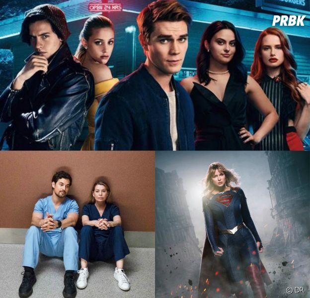 Riverdale saison 4, Grey's Anatomy saison 16... toutes les dates de retour de vos séries préférées