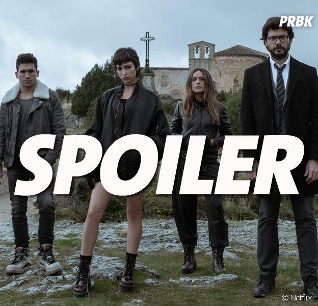 La Casa de Papel saison 4 : Itziar Ituño (Raquel) dévoile une gros indice sur la suite