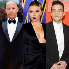 Scarlett Johansson, Rami Malek... Ces stars ont des jumeaux et vous ne le saviez pas !