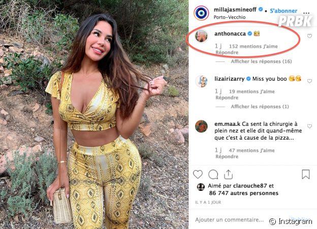 Milla Jasmine et Nacca toujours en couple ? Les indices qui semblent confirmer