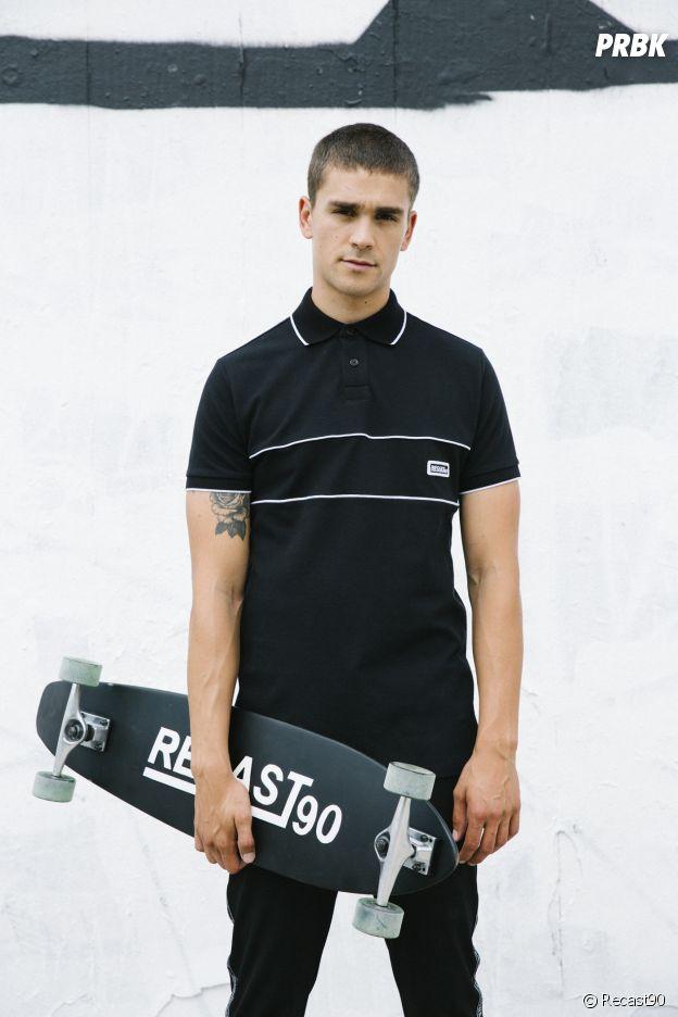 Recast90 : découvrez la nouvelle marque française au style streetwear inspiré des années 1990