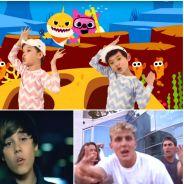 Justin Bieber, Jake Paul, Baby Shark... les vidéos Youtube les plus détestées de l'histoire