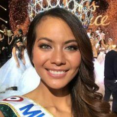 """Vaimalama Chaves (Miss France 2019) affiche un harceleur qui exhibe sa """"vilaine aubergine trop mûre"""""""