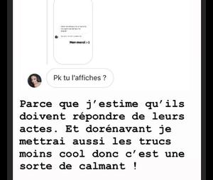 Vaimalama Chaves (Miss France 2019) affiche ceux qui l'insultent et la harcèlent sur Instagram