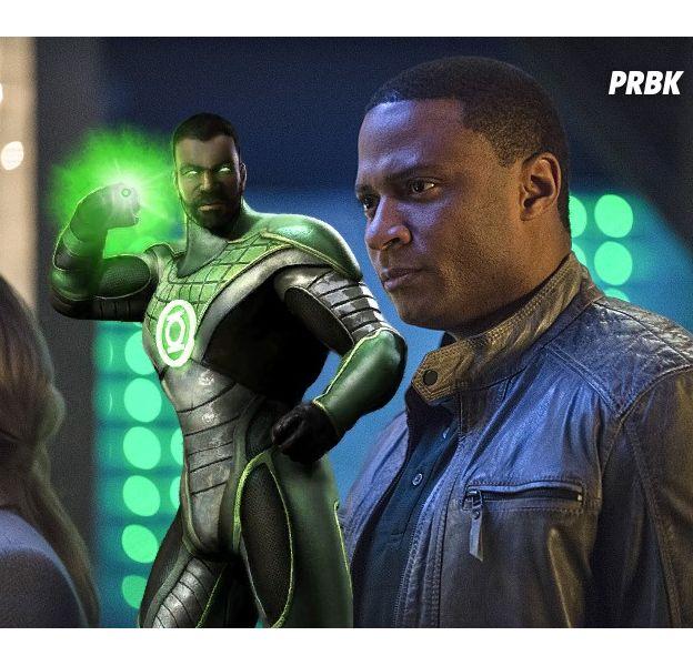 Arrow saison 8 : Diggle en Green Lantern à la fin de la série ? David Ramsey se confie