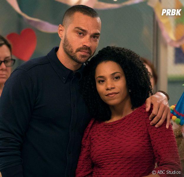 Grey's Anatomy saison 16 : Jackson et Maggie vont-ils se séparer ?
