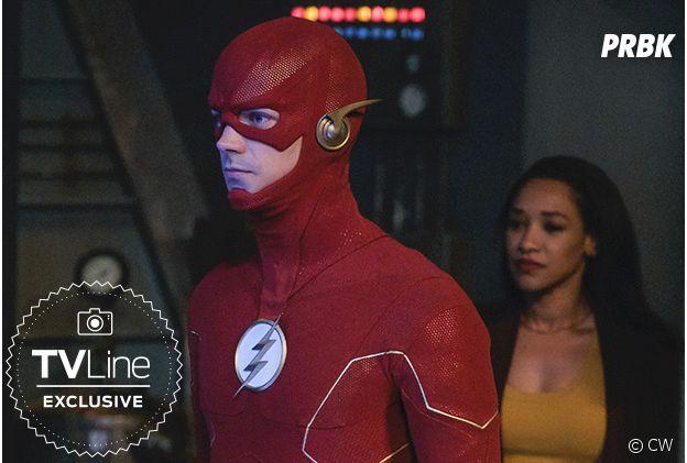 The Flash saison 6 : nouveau costume pour Barry