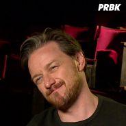 """ÇA Chapitre 2 : """"J'ai fait des cauchemars à cause de Pennywise"""" James McAvoy en interview"""