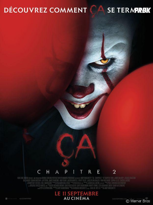 CA Chapitre 2 actuellement au cinéma.