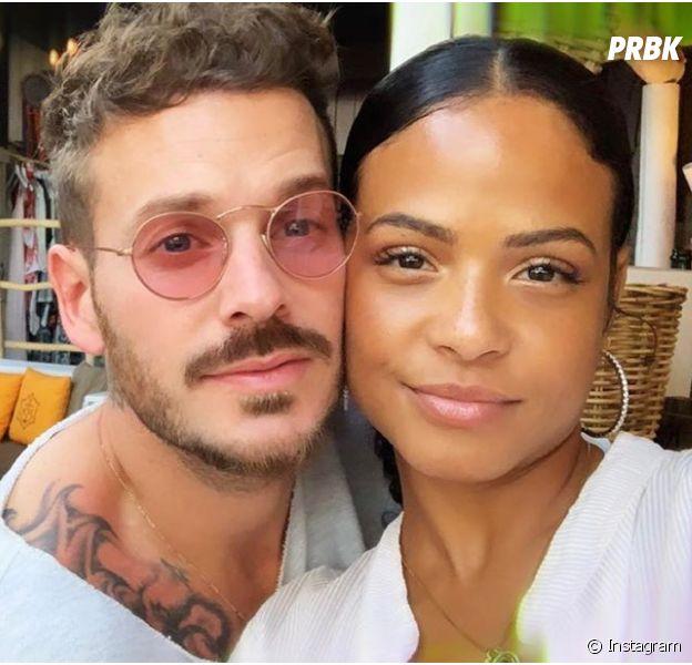 M. Pokora et Christina Milian bientôt parents d'un petit garçon