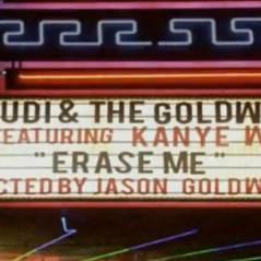 Kid Cudi et Kanye West ... Leur clip Erase Me