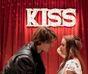 Joey King et Jacob Elordi dans The Kissing Booth