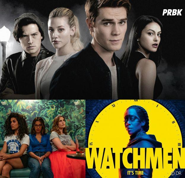 Riverdale saison 4, Plan coeur saison 2, Watchmen... les 10 séries à ne pas manquer en octobre 2019