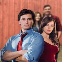Smallville : première photo du retour de Lois et Clark, une nouvelle Huntress dans le Arrowverse