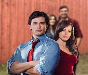 Smallville : première photo du retour de Lois et Clark, une nouvelle The Huntress dans le Arrowverse