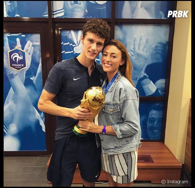 Rachel Legrain-Trapani et Benjamin Pavard séparés, l'ex Miss France tacle le champion du monde