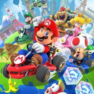 Mario Kart Tour : plus de 20 millions de téléchargements malgré un abonnement mensuel qui passe mal