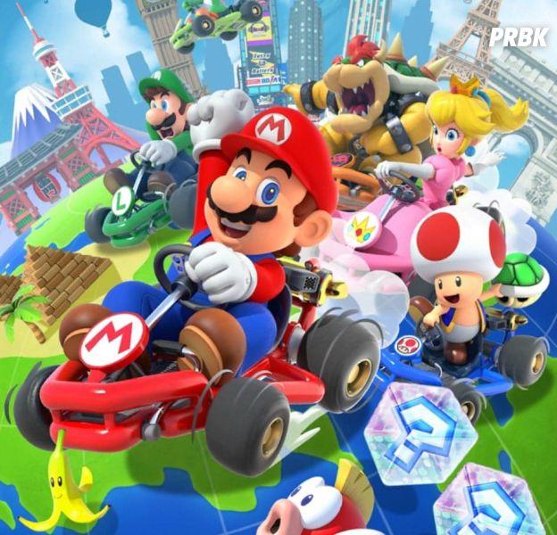 Mario Kart Tour : plus de 20 millions de téléchargements malgré un abonnement mensuel critiqué