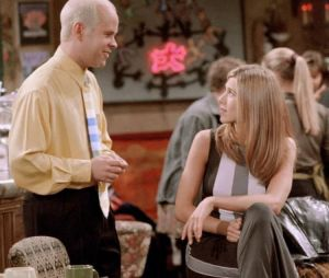 Friends : Michael Tyler (Gunther) n'a plus aucun contact avec Jennifer Aniston (Rachel)