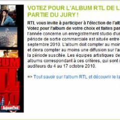 Album RTL 2010 ... Zaz en course pour le titre