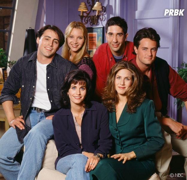 Friends : 12 épisodes bientôt diffusés au cinéma
