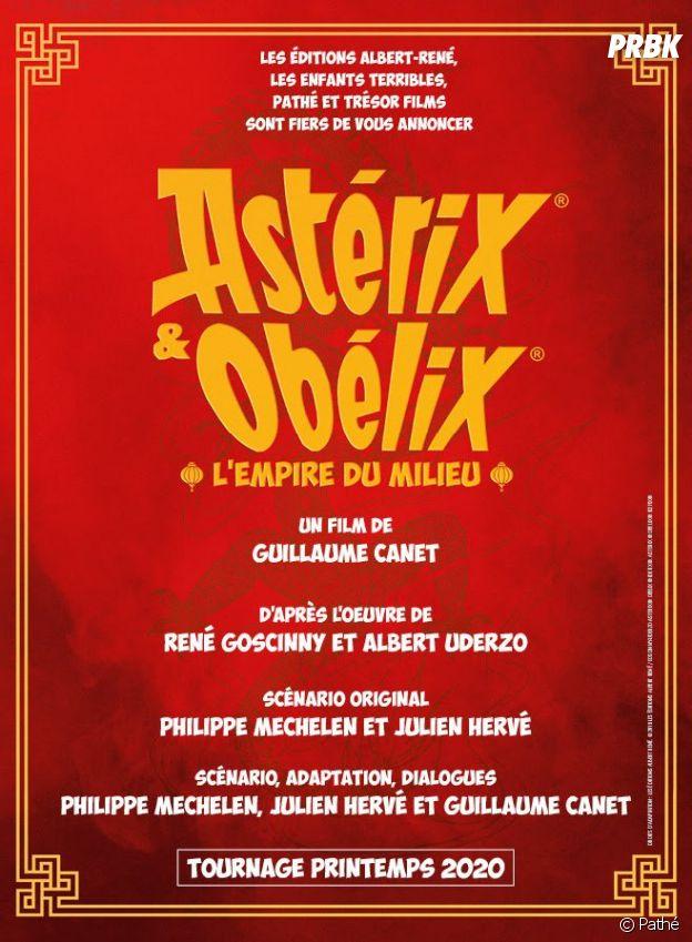 Astérix et Obélix 5 : le film officiellement annoncé