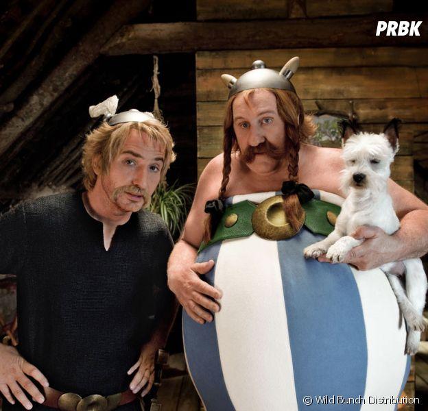 Astérix et Obélix 5 : le titre et la date de tournage dévoilés !