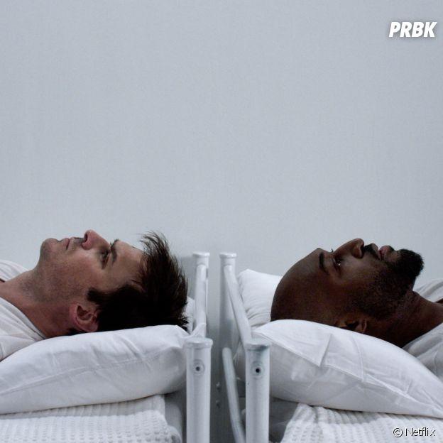 V-Wars : Ian Somerhalder et Adrian Holmes sur une photo