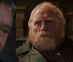 A la croisée des mondes : Farder Coram joué par Tom Courtenay et James Cosmo
