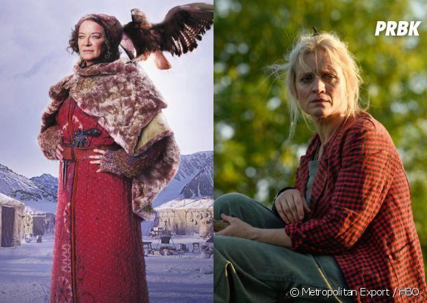 A la croisée des mondes : Ma Costa jouée par Clare Higgins et Anne Marie Duff