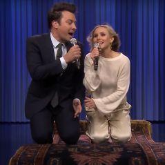 Kristen Bell et Jimmy Fallon reprennent les chansons Disney dans un medley parfait