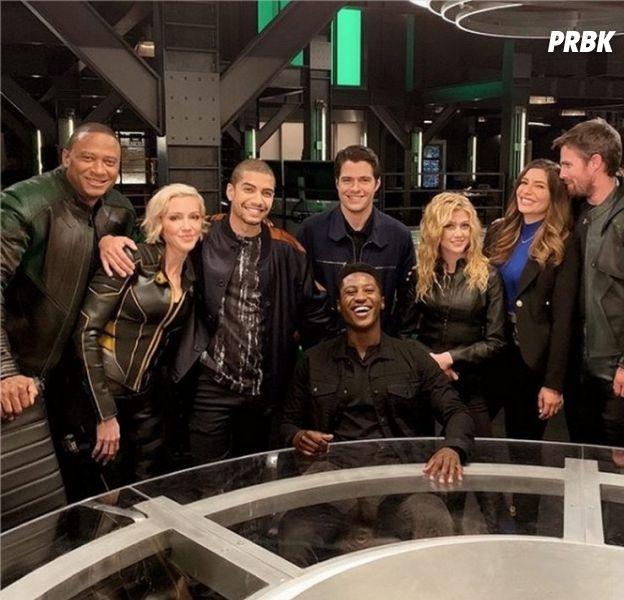 Arrow saison 8 : le tournage est terminé, les acteurs font leurs déclarations sur Instagram