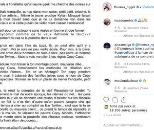 """Thomas Ngijol accusé de plagiat par CopyComic, il réplique violemment : """"Copy Caca"""""""