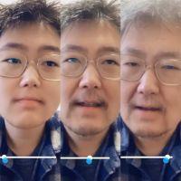 Snapchat lance Time Machine, un filtre pour rajeunir ou se vieillir