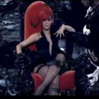 Rihanna ... Regardez la nouvelle version de son clip Who's That Chick ... Night version