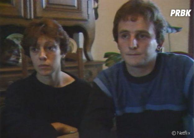 Christine et Jean-Marie Villemin, les parents du petit Grégory