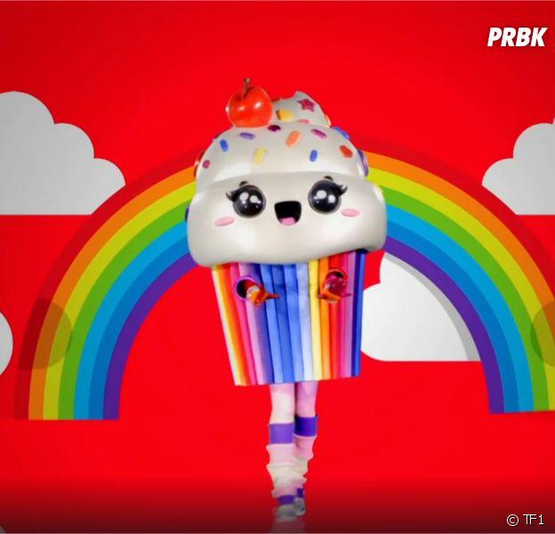 Mask Singer : quelle célébrité est le cupcake ?