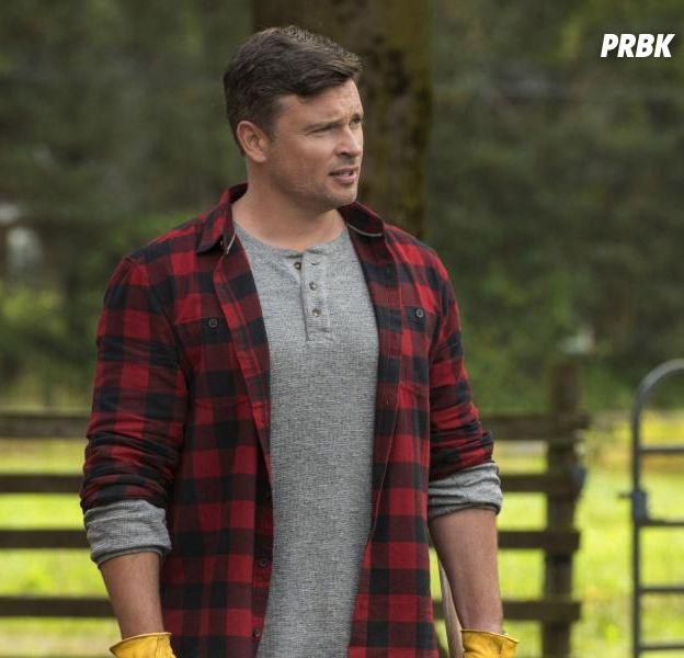 Smallville : grosse révélation et ENORME déception pour le retour de Tom Welling dans le Arrowverse